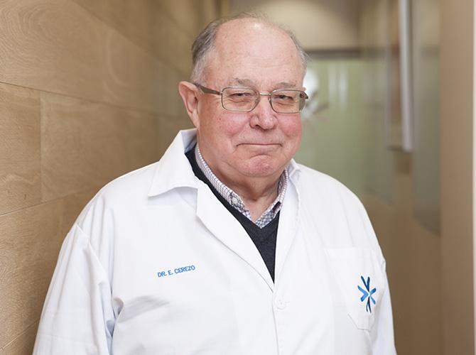 Dr. Eugenio Cerezo
