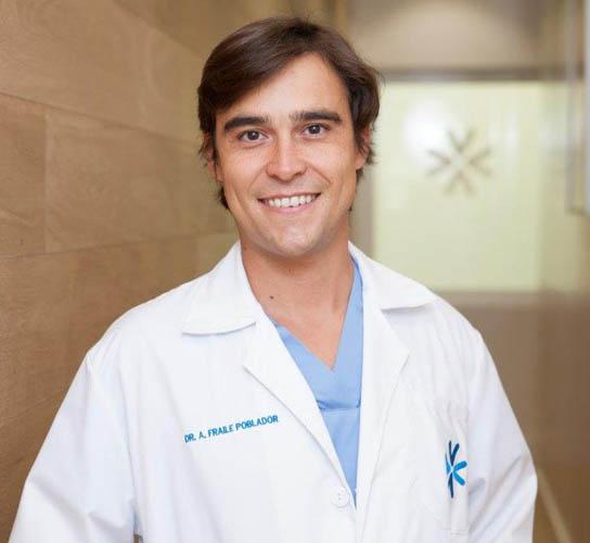 Dr. Agustín Fraile Poblador