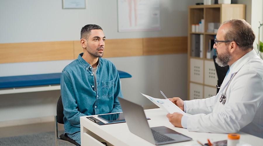 Tipos de disfunción eréctil consulta urología Lyx
